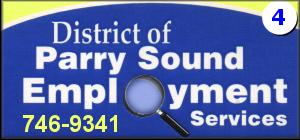 District of Parry Sound Employment Services